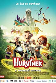 Harvie and the Magic Museum (2017)