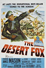 The Desert Fox: The Story of Rommel (1951)