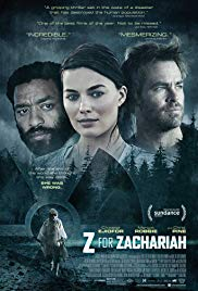 Z for Zachariah (2015)