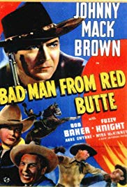 Bad Man from Red Butte (1940)
