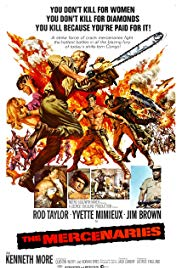 The Mercenaries (1968)
