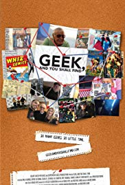 Geek, and You Shall Find (2019)