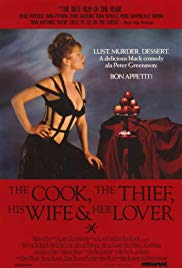 The Cook, the Thief, His Wife & Her Lover (1989)