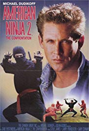 American Ninja 2: The Confrontation (1987)