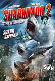 Sharknado 2: The Second One (2014)