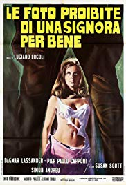 The Forbidden Photos of a Lady Above Suspicion (1970)
