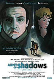 Army of Shadows (1969)