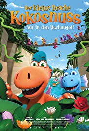 Coconut the Little Dragon 2: Into the Jungle (2018)