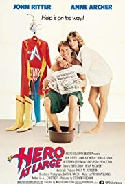 Hero at Large (1980)