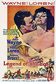 Legend of the Lost (1957)