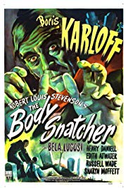 The Body Snatcher (1945)