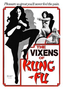 The Vixens of Kung Fu (A Tale of Yin Yang) (1975)